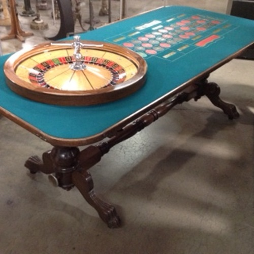 Casino coffee table roulette CONSIDERQUITETK