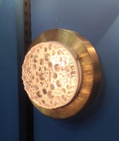 BUBBLE GLASS SCONCE