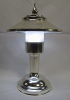 *SILVER BAR LAMPS