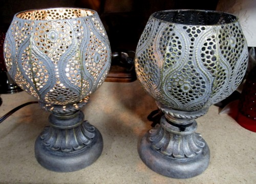 **MEDITERRANEAN STYLE BAR LAMPS