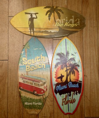SOUVENIR SURFBOARDS
