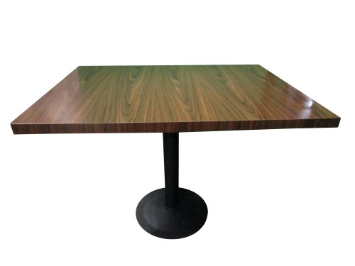 LIGHT BROWN RECTANGLE TABLE TOP