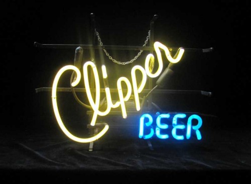 CLIPPER BEER