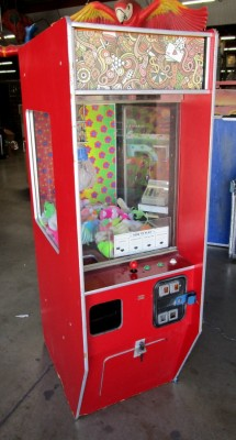 MODERN PRIZE/CLAW MACHINE