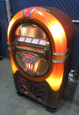 ORIGINAL WURLITZER 750 JUKEBOX