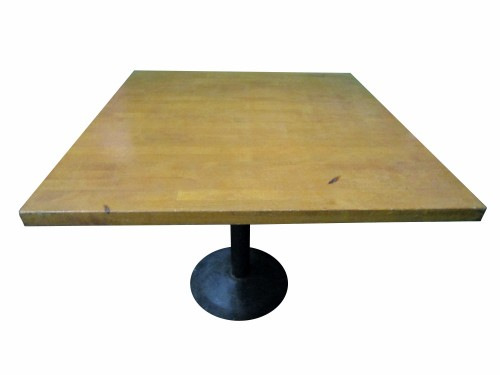 "36"" SQUARE TABLE TOP"