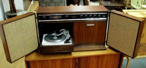 GE STEREOPHONIC