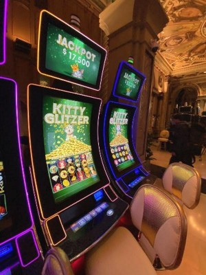 *VIDEO SLOT MACHINES